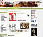 Stadtbibliothek Heinrich Heine, Webseite - (c) Stadtbibliothek Halberstadt