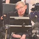 Stephen Hawking im Jahr 2006 - (c) gemeinfrei