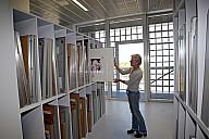 Die Graphothek der Stadtbibliothek Stuttgart - (c) Stadt Stuttgart, Foto: Kraufmann/Hörner