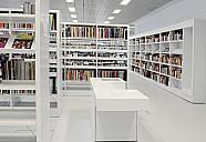 Blick in den Lesesaal - (c) Stadt Stuttgart, Foto: Kraufmann/Hörner