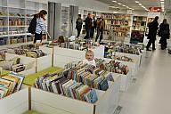 Die Kinderbibliothek in der Stadtbibliothek Stuttgart - (c) Stadt Stuttgart, Foto: Kraufmann/Hörner