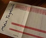 Tagebuch-Variante - (c) siepmannH/Pixelio