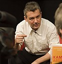 Ilija Trojanow auf der Frankfurter Buchmesse 2007 - (c) Buchmesse/Baptista