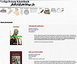 Homepage des Verlags Donata Kinzelbach - (c) by Verlag Donata Kinzelbach