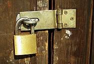 Gut verschlossen - (c) Peter Smola/Pixelio.de