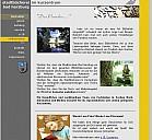 Homepage der Stadtbücherei Bad Harzburg - (c) Stadtbücherei Bad Harzburg