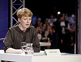 Judith Zander liest bei den Klagenfurter Tagen der  deutschen Literatur 2010 - (c) ORF